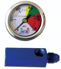 Pressure Gauge w/ Manifold (15509)
