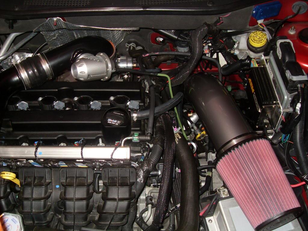 Caliber SRT4 4
