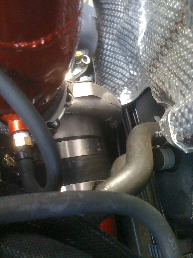 Caliber Srt4 Big Turbo Upgrade Jmb Performance And