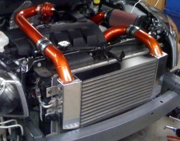 Intercooler & Piping Upgrades